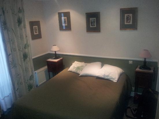 Hotel des Arts: Chambre