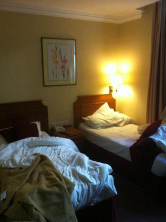 The Byron Hotel: camera tripla n. 1
