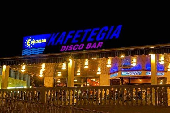 Cafeteria Euromar: Euromar Kafetegia