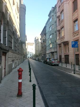 Budapest GuestRooms: via Kofarago
