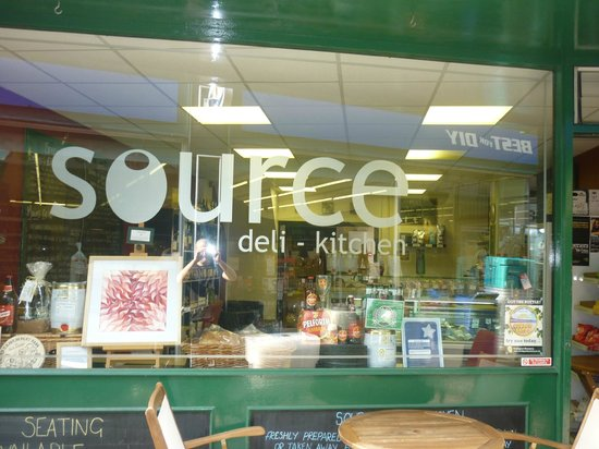 Source Deli: Us