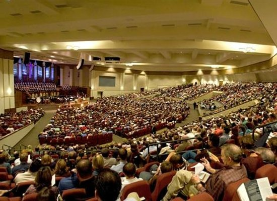 Frisco, Техас: Stonebriar Community Church