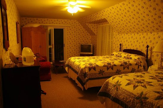 St. Martins Country Inn: Two Bed Room