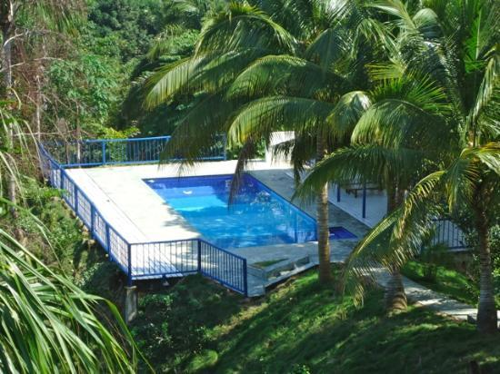 Villa Maria Tayrona - a Kali Hotel: Pool area of Villa Maria