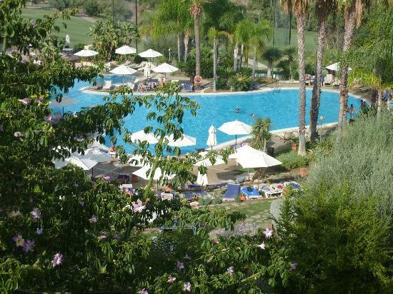 The Westin La Quinta Golf Resort & Spa: Room with Pool View