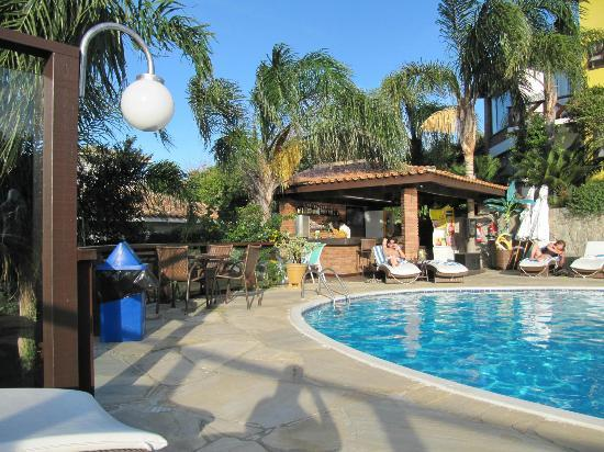 Costa Do Sol Boutique Hotel: Pool bar