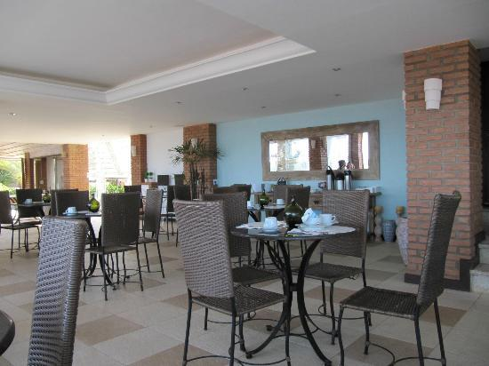 Costa Do Sol Boutique Hotel: Breakfast Room