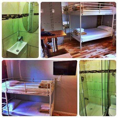 M Montreal: 4 Bed Dorm