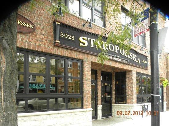 Polish Restaurant Irving Park Chicago