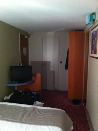 Timhotel Nation: chambre