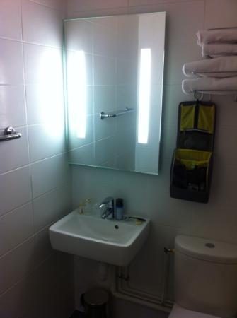 Timhotel Nation: salle de bain