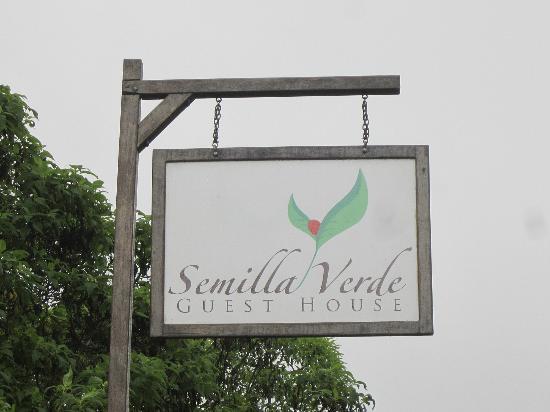 Semilla Verde Boutique Hotel: Semilla Verde
