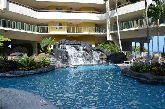 Sheraton Kona Resort Spa At Keauhou Bay Swimming Pool
