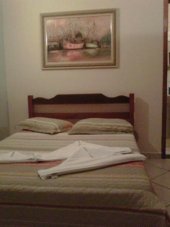 Pousada Alentejano II: Double bed