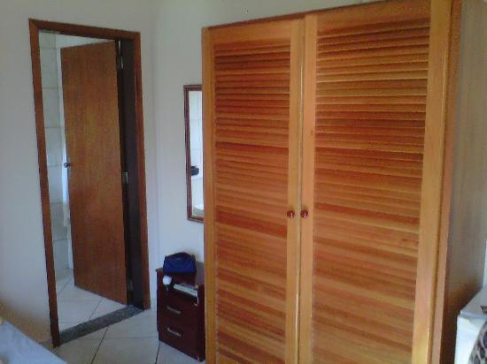 Pousada Alentejano II: Closet room