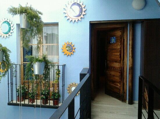 Hostal Zurbarán: ingresso camera nostra