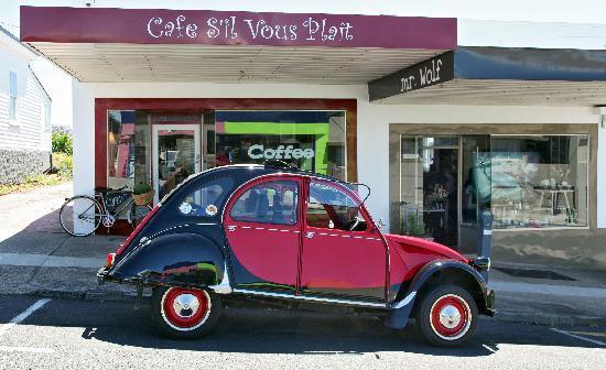 Cafe Si'l Vous Plait