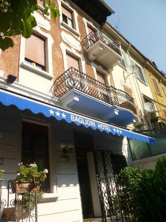 Hotel Bagliori: Fachada