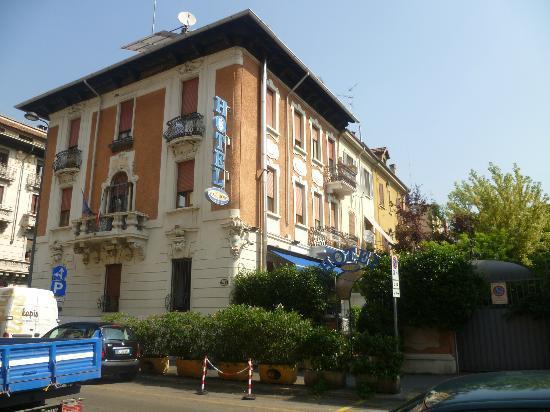 Hotel Bagliori: Edificio