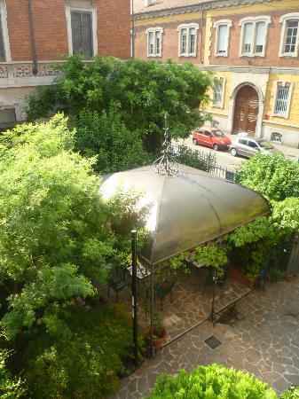 Hotel Bagliori: Vistas desde la habitación