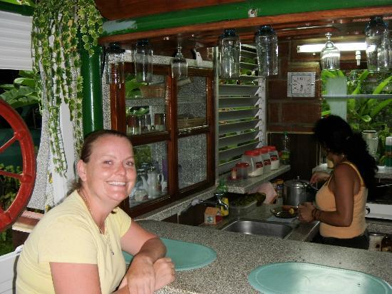 """Aparthotel """"Hostel-Simon"""": The place where we had our wonderful meals"""