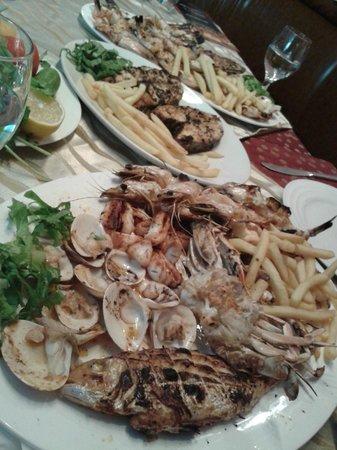 Bu Tafish Seafood