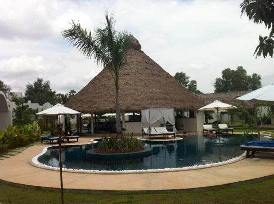 Navutu Dreams Resort & Wellness Retreat: 10. Sep. 2012
