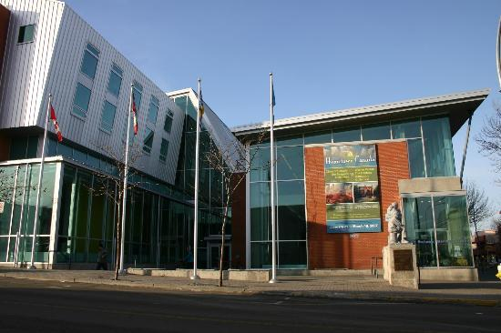 Kamloops Art Gallery - It's an amazing place!