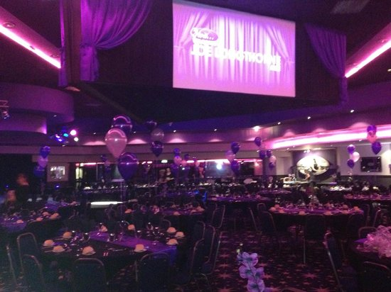 Viva Blackpool: All ready for a private event, VIVA caters for all kinds of parties
