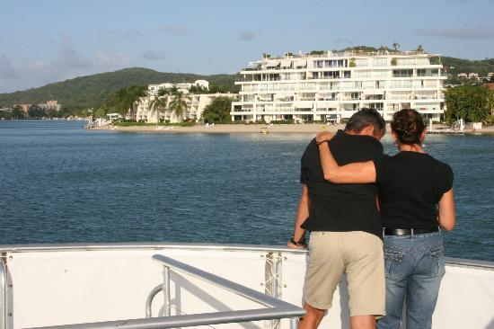 Catalina Cruises Noosa: Enjoy the moment