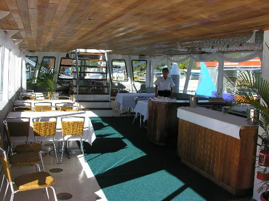 ‪‪Catalina Cruises Noosa‬: Lower Deck M.V.CATALINA‬