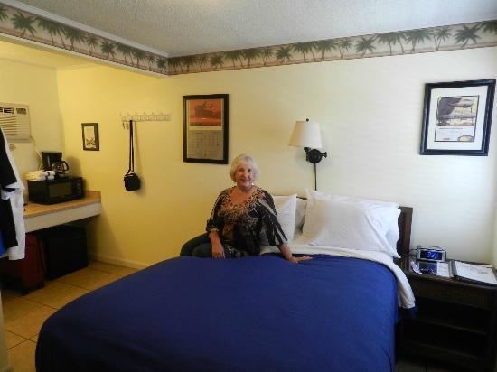 Amelia's Landing Hotel: Bedroom
