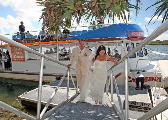 Catalina Cruises Noosa: Destination RICKYS Noosa