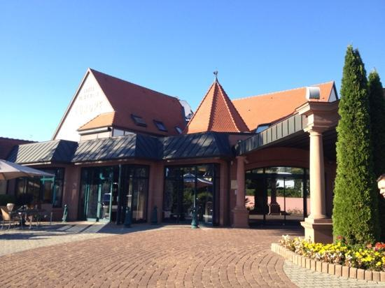 Privilege new picture of hotel l 39 europe colmar horbourg for Hotels colmar