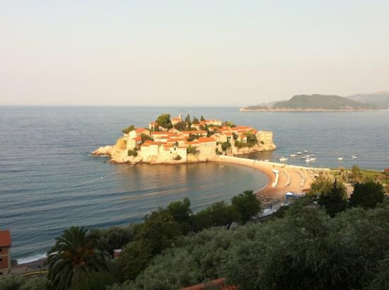 Villa Montenegro : View from the Villa Montegro