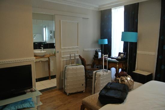 Hôtel Jean Moët : Room