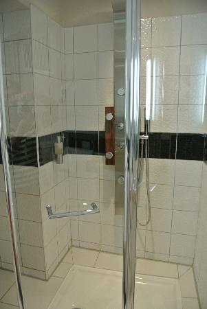 Hôtel Jean Moët : Shower