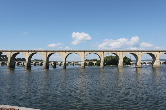 Pride of the Susquehanna: view of the bridges