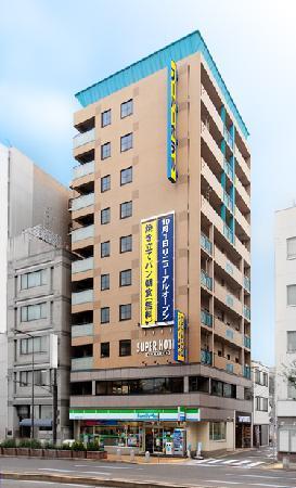 Super Hotel Kobe: 外観