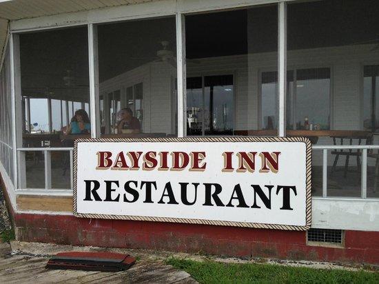 Bayside Inn Restaurant