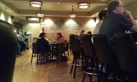 John Martin's Restaurant : John Martin's Interior