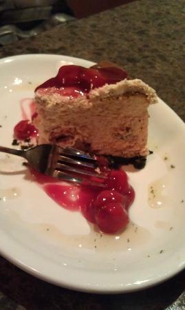 John Martin's Restaurant: John Martin's cheesecake