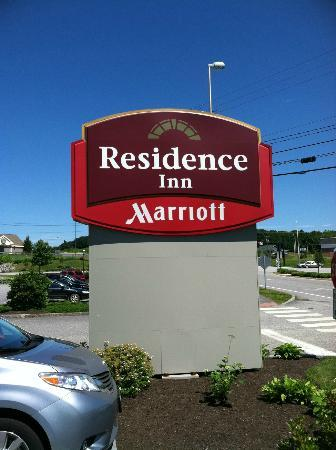 Residence Inn by Marriott Auburn: Front View
