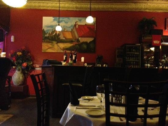 Verdi Restaurant Interior Art