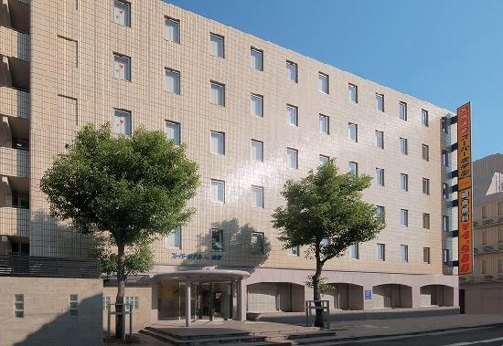 Super Hotel City Kurashiki: 外観