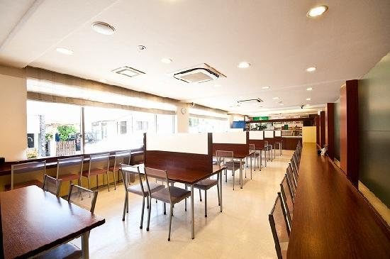 Super Hotel City Kurashiki: 朝食コーナー