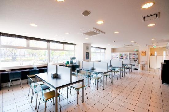 Super Hotel Hofu Stationside: 朝食コーナー.