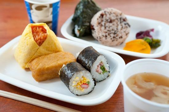Super Hotel Matsusaka : 健康パン朝食例