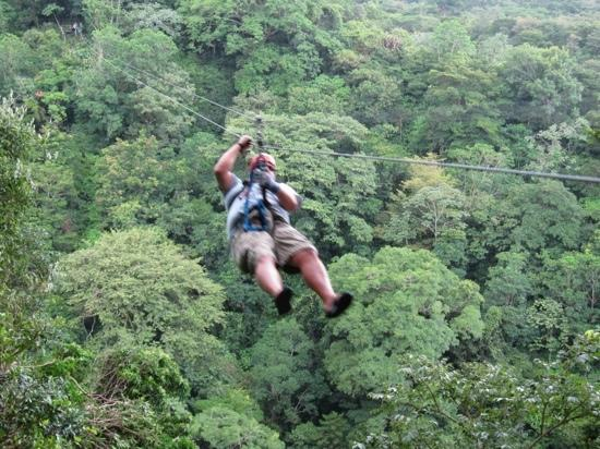 Costa Rica Best Trips: zip lining