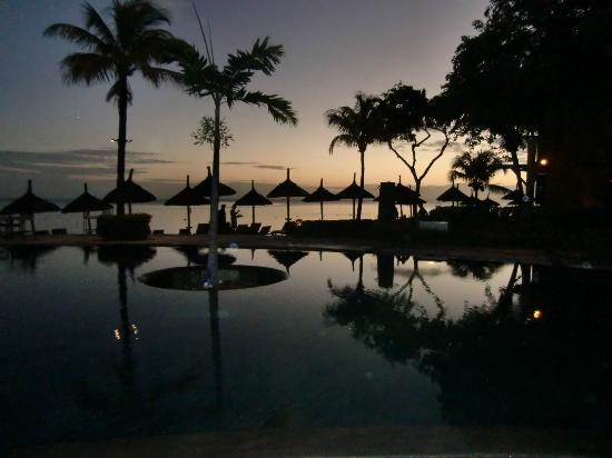 Heritage Awali Golf & Spa Resort : Sunset
